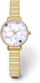 زايروس ساعة كاجوال للنساء ، كوارتز ، معدن ، ZY383L0101C