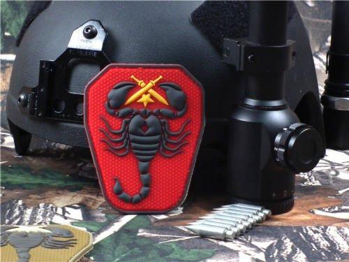 3d pvc ejército EE. UU. Militar Táctica moral del ejército insignia