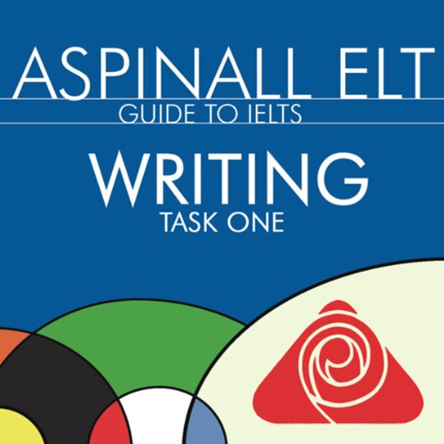 IELTS Writing Task 1 audiobook cover art