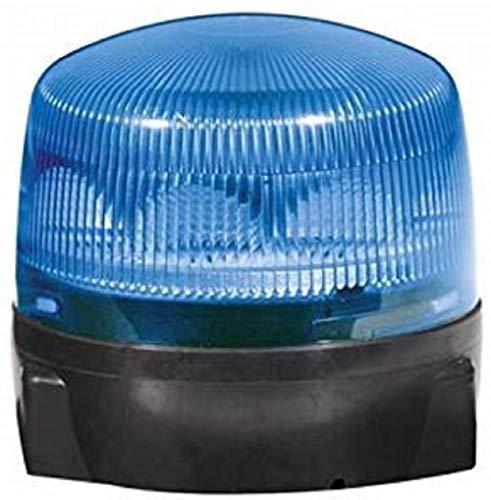 HELLA 9EL 181 506-011 Lichtscheibe, Rundumkennleuchte - Lichtscheibenfarbe: blau