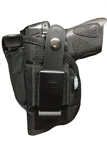 Gun Holster for Ruger SR-22 with Laser