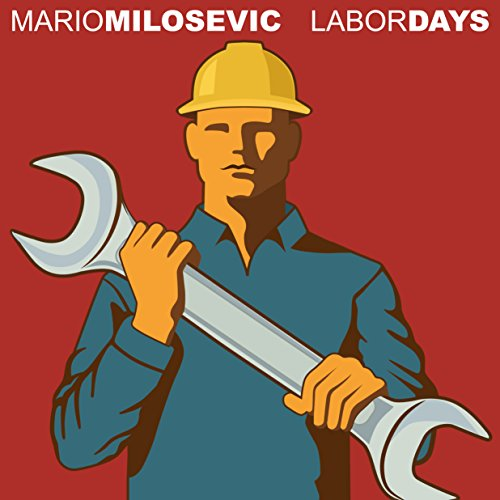 Labor Days audiobook cover art