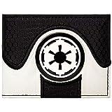 Cartera de Star Wars Galactic Empire Emblema Negro