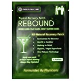 Rebound Hangover Patch - 6 Patches