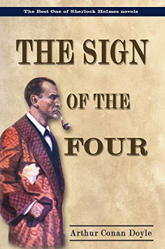 The Sign of The Four: Illustrations from the original editions (English Edition)