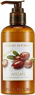 Nature Republic Argan Essential Deep Care Conditioner, 300 Gram