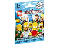 LEGO Minifigures 71005: The Simpsons Series (1 Figure Per Pack) (輸入版)