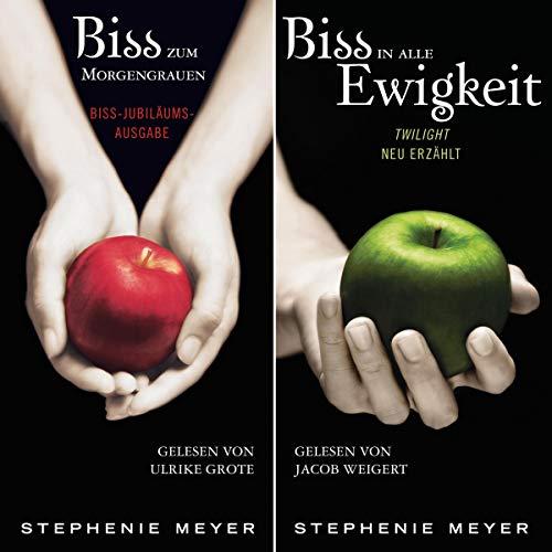 Bis(s) zum Morgengrauen / Bis(s) in alle Ewigkeit audiobook cover art