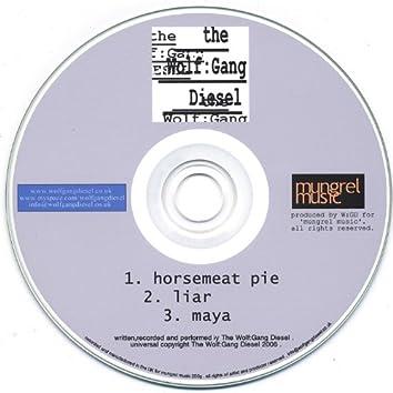 Horsemeat Pie Ep