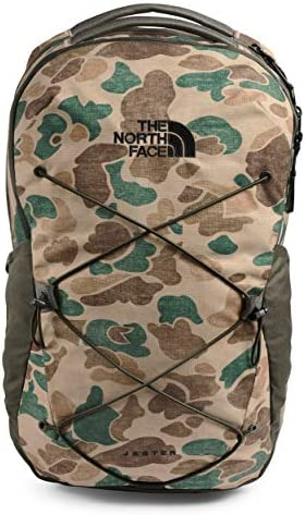The North Face Jester Hawthorne Khaki Duck Camo Print New Taupe Green OS product image