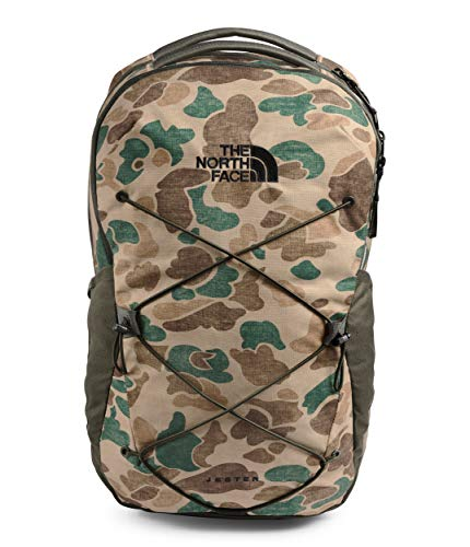 The North Face Jester, Hawthorne Khaki Duck Camo Print/New Taupe Green, OS