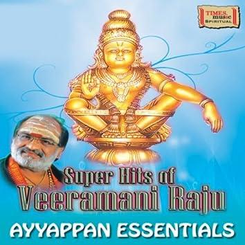 Super Hits of Veeramani Raju: Ayyappan Essentials