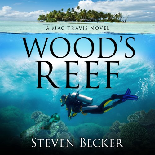 Wood's Reef audiobook cover art
