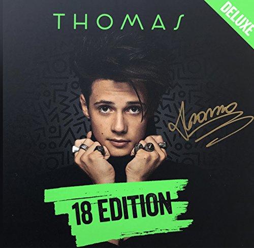 Thomas - 18 Edition Deluxe - Edizione autografata (Esclusiva Amazon.it)