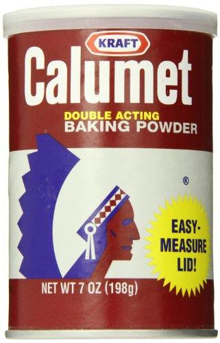 Calumet Double Acting Baking Powder (7 oz Tin)