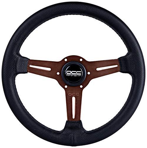 Occ Motorsport OCCVOL009 Volante, Negro