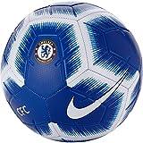Chelsea Football Club CFC Ballon de football Blanc/bleu Taille 5 FC Chelsea