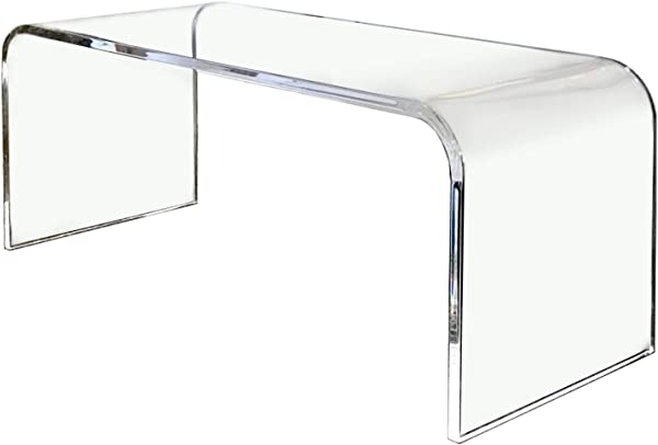 Southeastflorida Acrylic Coffee Table 32 X 16 X 16 X 3 4 Premium Domestic Material