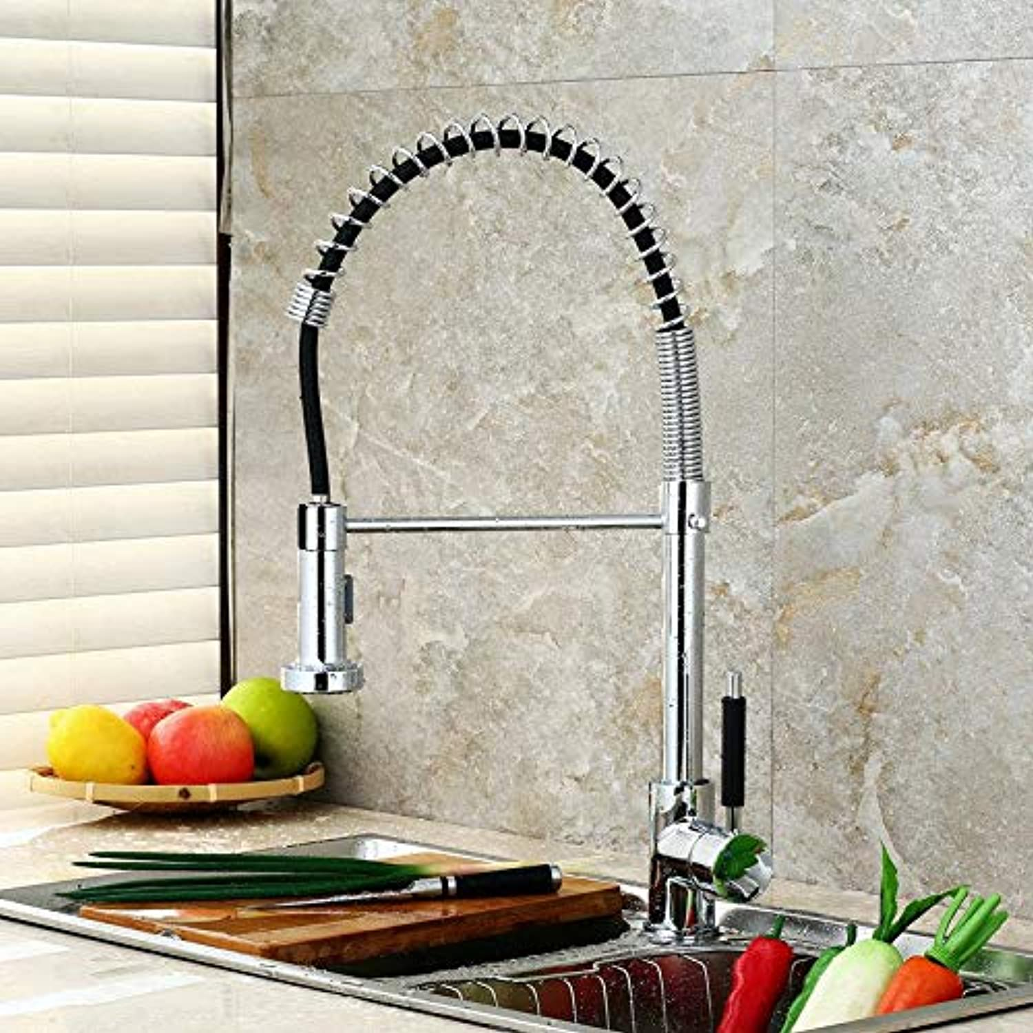Taps Faucet Copper Hot and Cold Dual-Use Kitchen Faucet???Sink Faucet Faucet