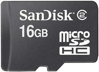 Sandisk 16GB MicroSDHC C4 Memory card - SDSDQM-016G-B35A