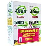 Pack ENERZONA OMEGA 3 RX 2x120 cápsulas 1GR