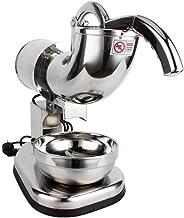 ZNBJJWCP Machine à glaçons en Acier Inoxydable Machine à glaçons Commerciale Machine à glaçons Double Magasin de thé Une M...