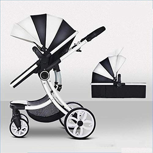 Fantastic Prices! Baby Carriage Child Baby Stroller Two-Way Shock Absorber Newborn Infant Buggy Baby...