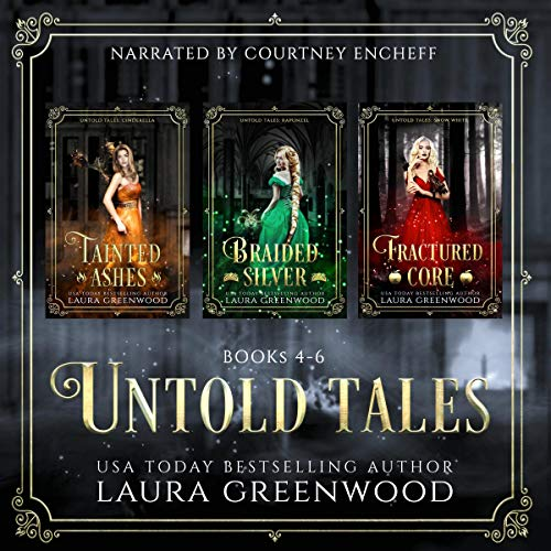 Untold Tales Audiobook By Laura Greenwood cover art