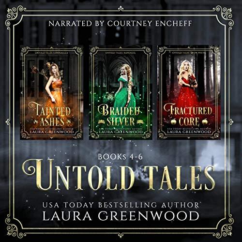 Untold Tales Laura Greenwood Books 4-6 fairy tale fantasy romance