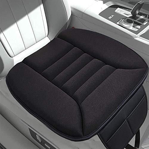 Big Ant Sitzkissen Auto, Memory Schaum Autositzkissen Auto Sitzauflage Orthopädisches Stuhlkissen Komfort Kissen Passt für Autositz, Bürostuhl Rollstuhl und Alle Stühle (1 Stück)