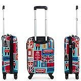 Zoom IMG-1 itaca travel cabin valigia rigida