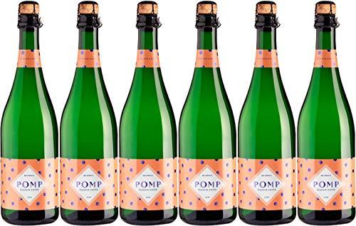 Dr. Höhl's Pomp POMP Klassik Cuvée – Sparkling Cider Trocken (6 x 0.75 l)