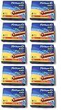 Pelikan cartucho de tinta 4001TP/6en 8colores a elegir, en 5o 10Pack de ahorro, cada uno con 5x 6bzw 10x 6cartuchos de tinta original Pelikan, color rojo