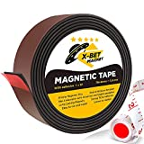 Best Magnetic Tapes - Flexible Magnetic Strip - 1 inch x 10 Review