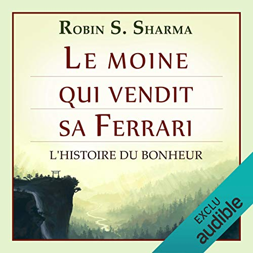 Le moine qui vendit sa Ferrari audiobook cover art