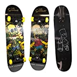 The Simpsons- Skate Hologramme Bart, 808748