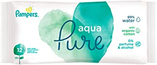 Pampers Aqua Pure chusteczki dla niemowląt