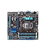 XCJ Placa Base Gaming ATX Procesador Serie De Placa Base Fit For Placa Base ASUS P7H55-M LGA 1156 DDR3 I3 I5 I7 CPU 16GB H55 Motherboard PC Placa Madre