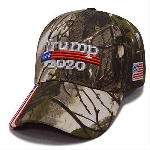 No brand Cappello, Cappellino da Baseball casualCappello da Sole da Pesca all'apertoCappello da Sole Sportivo Codice Medio Samsung Mimetica