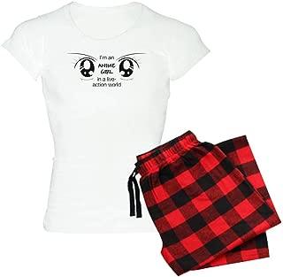 Anime Girl Pajamas Women's PJs - coolthings.us