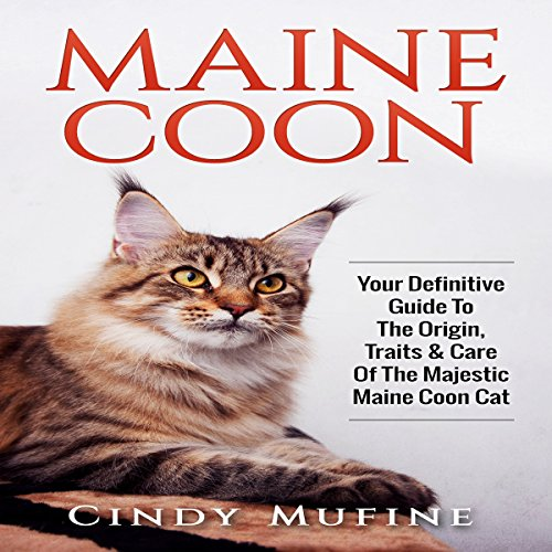 Maine Coon cover art