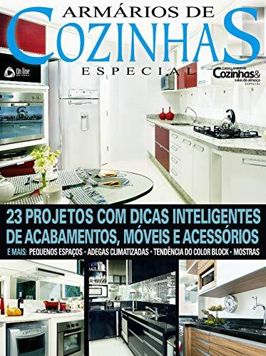 Casa & Ambiente Cozinhas e Salas de Almoço Especial 20: Especial Armários de Cozinhas