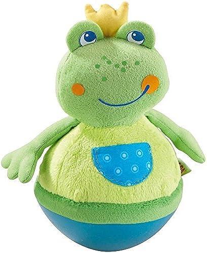 ¡No dudes! ¡Compra ahora! HABA Frog Roly Poly Toy Toy Toy by HABA  Con 100% de calidad y servicio de% 100.