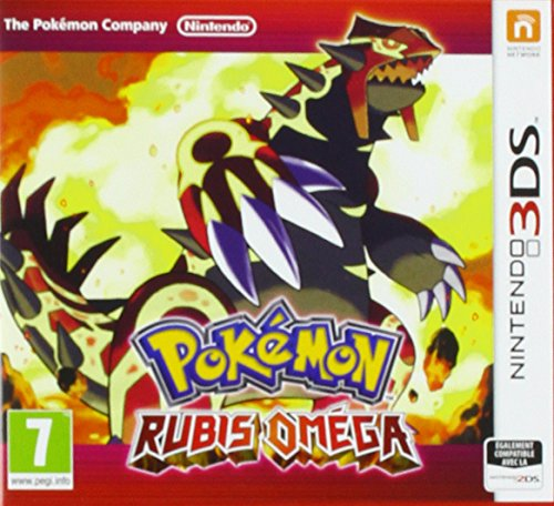 Pokémon Rubis Oméga [Importación Francesa]