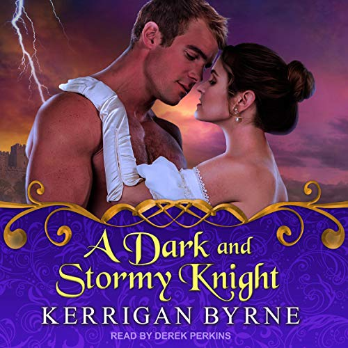 A Dark and Stormy Knight cover art