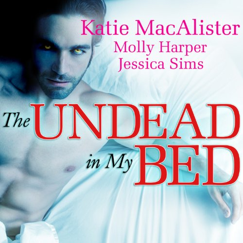 The Undead in My Bed audiobook cover art