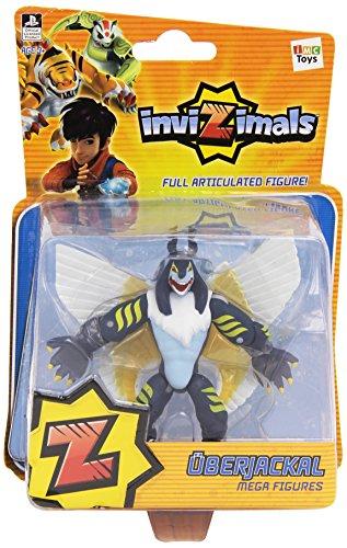 IMC Toys Invizimals - Muñequitos articulados Uberjackal