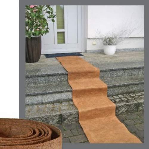 Teppich Rolle Coco 3Meter Außen rutschfest
