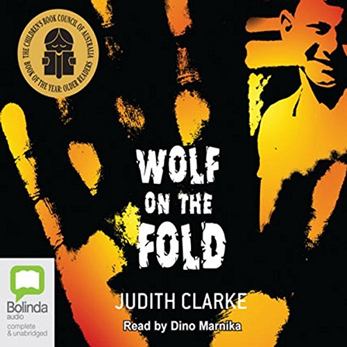 Wolf on the Fold audiobook cover art