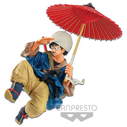 Figure Bandai Banpresto Dragon Ball Z Son Banpresto World Colosseum2 Vol5 Goku Ref. 34862/34863 Multicor